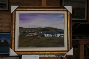 cal parsons resettlement painting